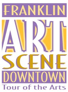 Franklin Art Scene Downtown